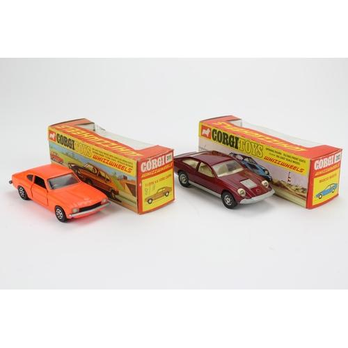 13 - 2 x Corgi Whizwheels Models to include: No: 311 -