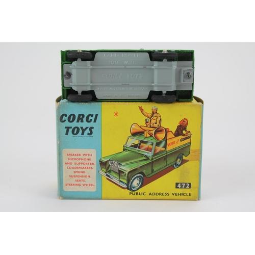 47 - This is a Corgi No: 472