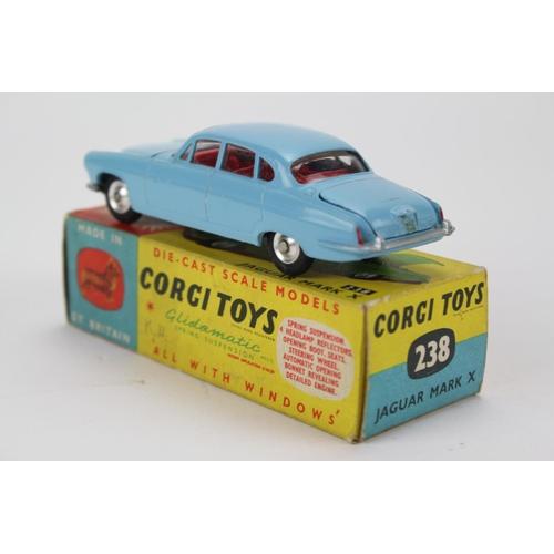 61 - Corgi No: 238