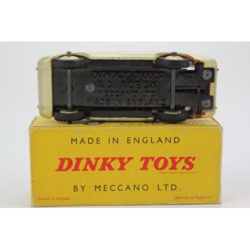 72 - A Scarce Dinky No: 167