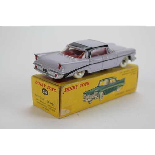 76 - A Scarce French Dinky No: 550