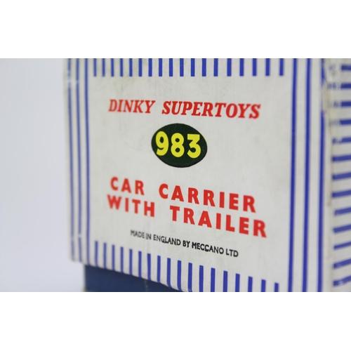 82 - A Dinky No: 983