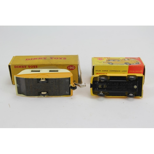 85 - 2 x Dinky Models to include: No: 436