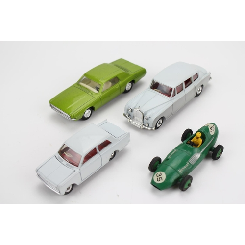 89 - 4 x Dinky Models to include: 198