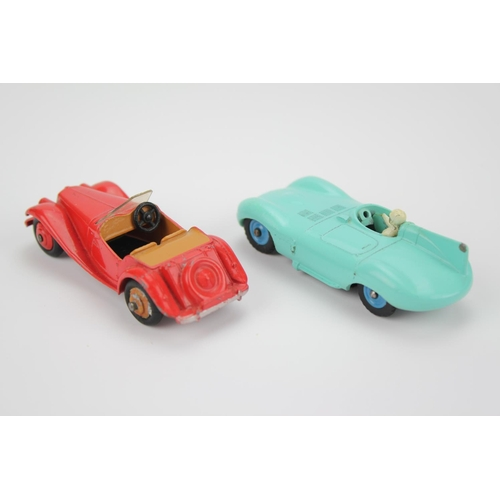 92 - 2 x 1950's Dinky Models to include: 129