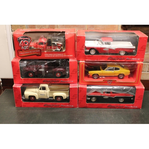 330 - A Collection 6 x Boxed