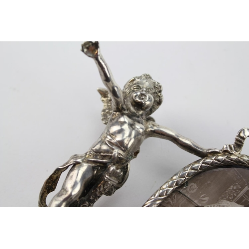 28 - A Lovely Pair of Late Victorian Silver