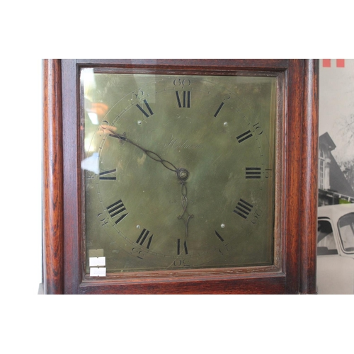 176 - A Grandfather Clock made by