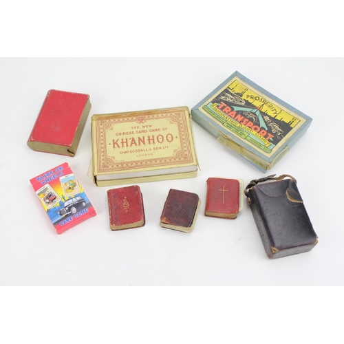 2 - A Charles Goodhall & Son Limited of London, The Chinese Card Game of Khanhoo, Dated 1899 along with ...