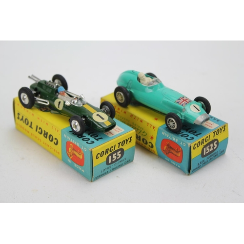 17 - A Pair of Corgi Models to include: 155 -