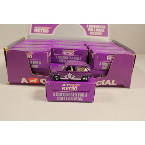 29 - A Scarce Trade Box of 24 Corgi