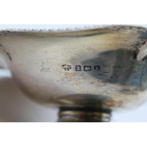 9 - A Silver pierced Bon Bon Dish, Birmingham K. Weight: approx 51 grams.