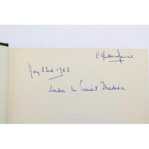 275 - A Pair of Original James Bond Books to include O. H. M. S. S. 1963, John Dickinson By Glidrose Produ...