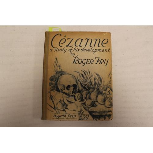 279 - A Hogarth Press (1927) Book,