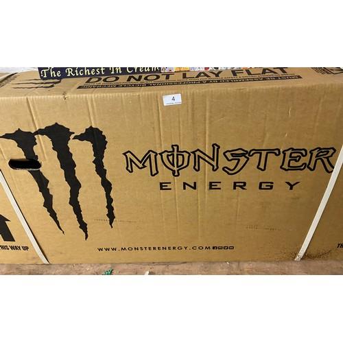 4 - BOXED MONSTER ENERGY STUNT BIKE (15