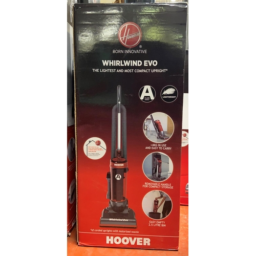 42 - BOXED HOOVER WHIRLWIND EVO(A/F)