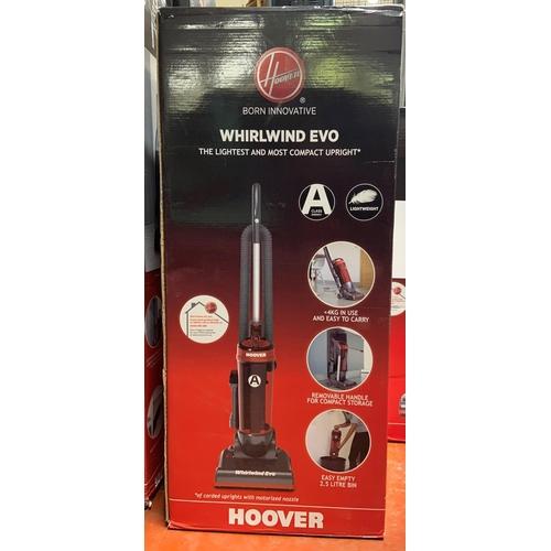 43 - BOXED HOOVER WHIRLWIND EVO(A/F)