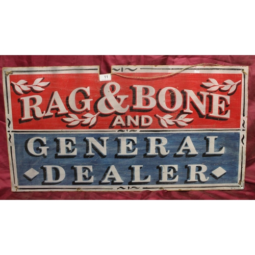 11 - RAG & BONE SIGN