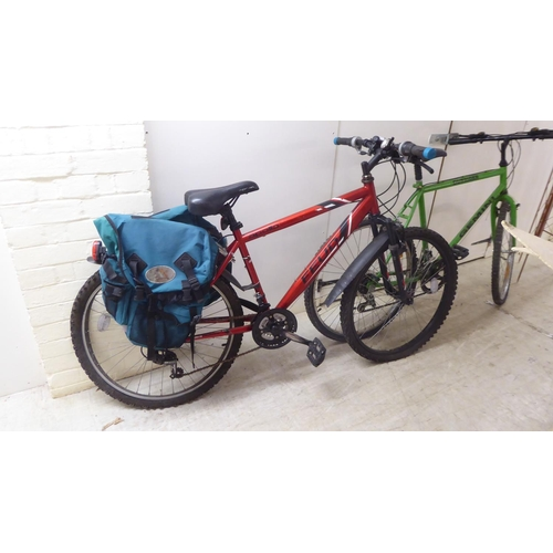 19 - An Outrider Gemini 10 gear mountain bike with 25