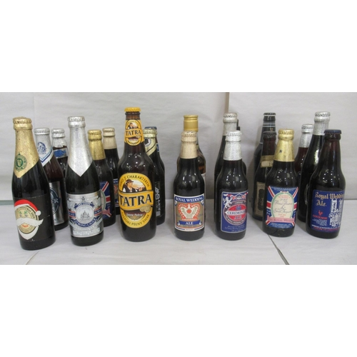 33 - Spirit miniatures: to include gin, whisky, vodka and promotional Royal event bottles