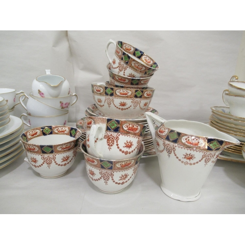 37 - Ceramic tableware: to include Foley bone china Meadowsweet pattern teaware; and Susie Cooper design ...