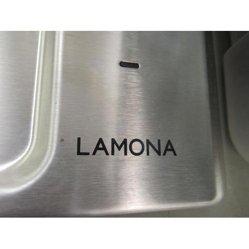 19 - Domestic wares(as new), viz. a Lamona four ring electric hob 23