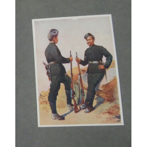 5 - Book: 'The Armies of India' published by Adam & Charles Black 1911