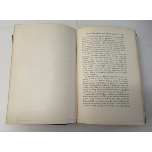 6 - Book: 'The Grand Fleet 1914-1916 by Admiral Viscount Jellicoe of Scapa' published by Cassell & C...