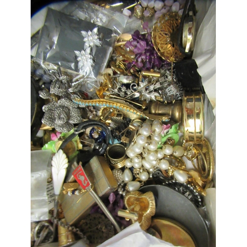 8 - Costume jewellery: to include bangles, necklaces and brooches