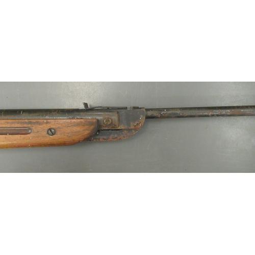 6 - A Diana .22 calibre air rifle