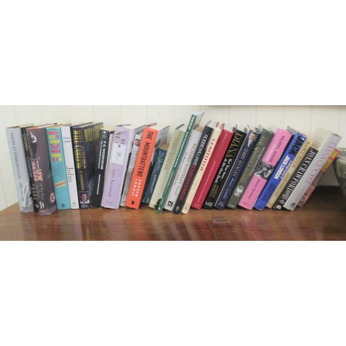 27 - Books, biographies and autobiographies: to include 'Eddie' by Jean Stein; and 'John' by Cynthia Lenn...