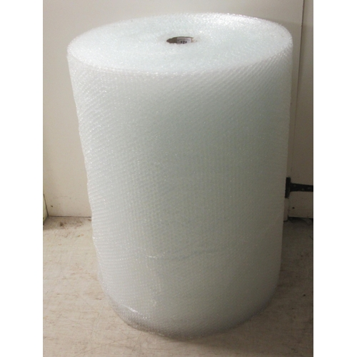 160 - A 100m roll of bubble wrap