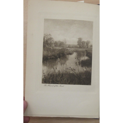 278 - Book: 'Fly Fishing' by Edward Grey, The Haddon Library, Second Edition, published July 1899
