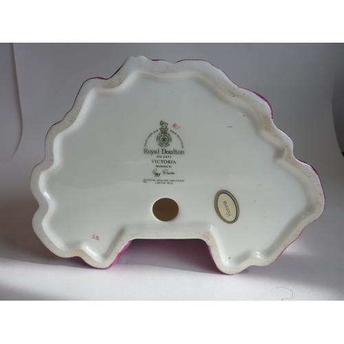 38 - A Royal Doulton figure 'Victoria', HN2471...