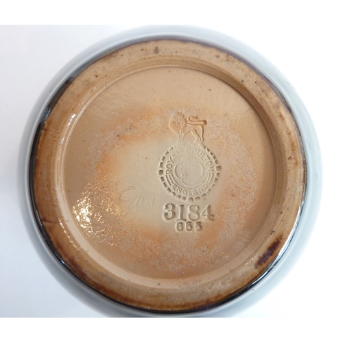 44A - A Royal Doulton Art pottery style vase, No. 3184...