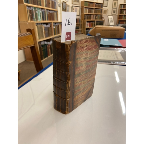 16 - 1798 - Association Copy  [Stock (Rev. Jos.)] Mann (Isaac)D.D. Ld. Bishop of Cork and Ross. The Four ...