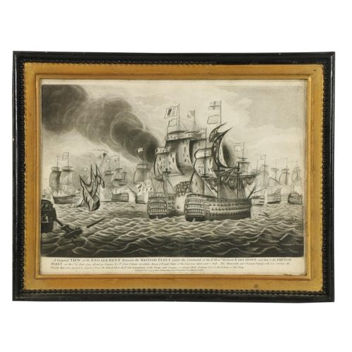44 - <strong>A pair of early </strong><strong>Maritime</strong><strong>Engravings, </strong>published Ma...