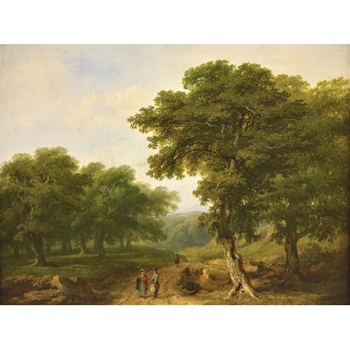 462 - James Arthur O'Connor, Irish (1792 - 1841)