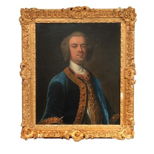 521 - 18th Century Irish School