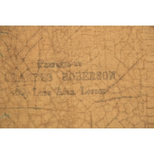 523 - Attributed to William Van Der Hagen (fl. 1720-1745) or Joseph Tudor (d. 1759)A Bird's Eye View of Ho...