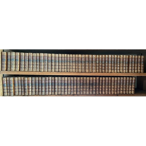38 - Le Clere (Jean)Bibliotheque Universelle, [Year 1686 - 1693] In 26 vols. 20mo Amsterdam 1702 - 1718....