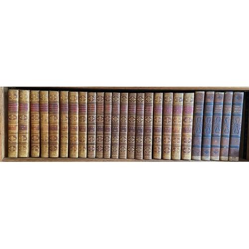 8 - Bindings: Sismondi (J.C.L. Simonde)Histoire des Republiques Italiennes du Moyen Age, 16 vols. 8vo ...