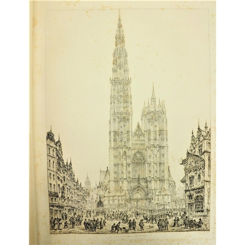 651 - Coney (John)Engravings of Ancient Cathedrals, Hotels de Ville, and other Public Buildings of C...
