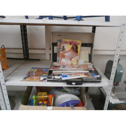 26 - Collection of adult magazines...