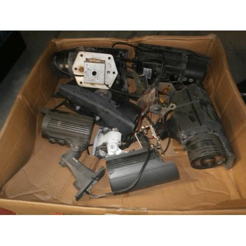 20 - Six CCTV Cameras...