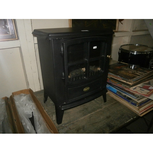 38 - Dimplex electric heater...