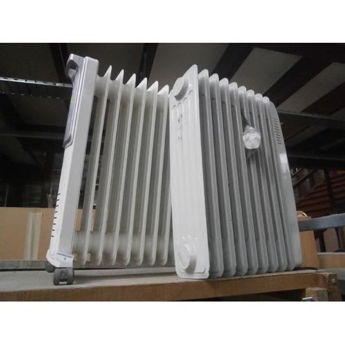 2 - Two radiators...