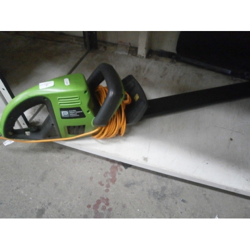 47 - Electric hedge trimmer...