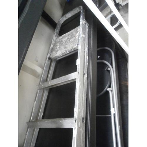 39 - Aluminium stepladders...