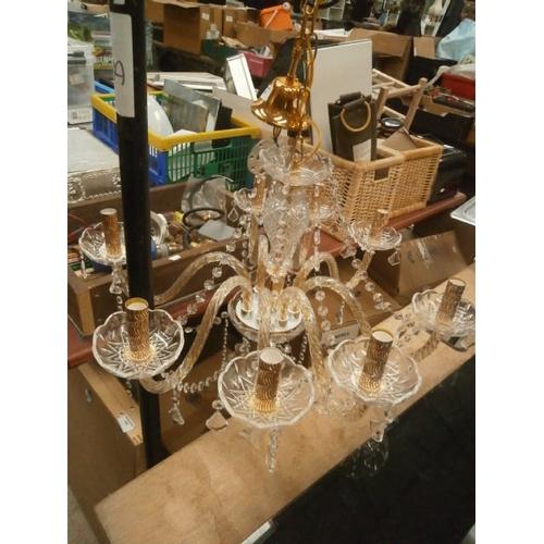 146 - Decorative chandelier...